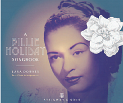 Lara Downes - A Billie Holiday Songbook (2015)